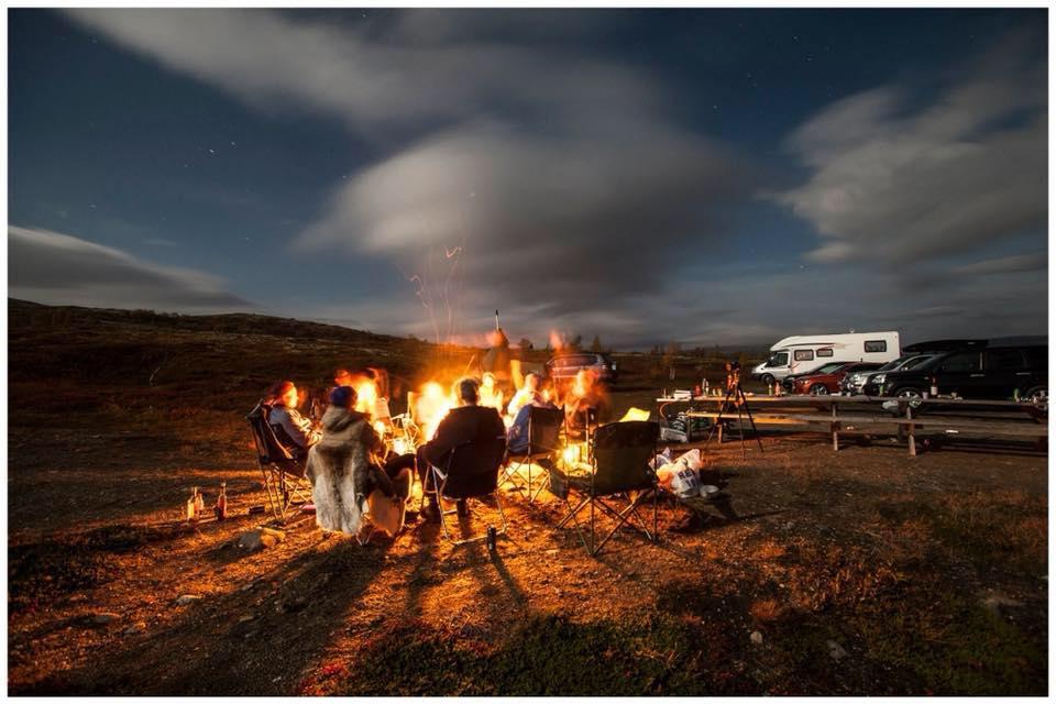 campfirehessdalen